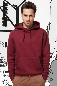 Sweater SG Hooded basic